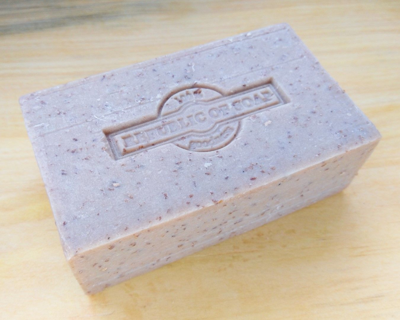 Natural Soap Bar - Coconut Cream - Republic of Soap
