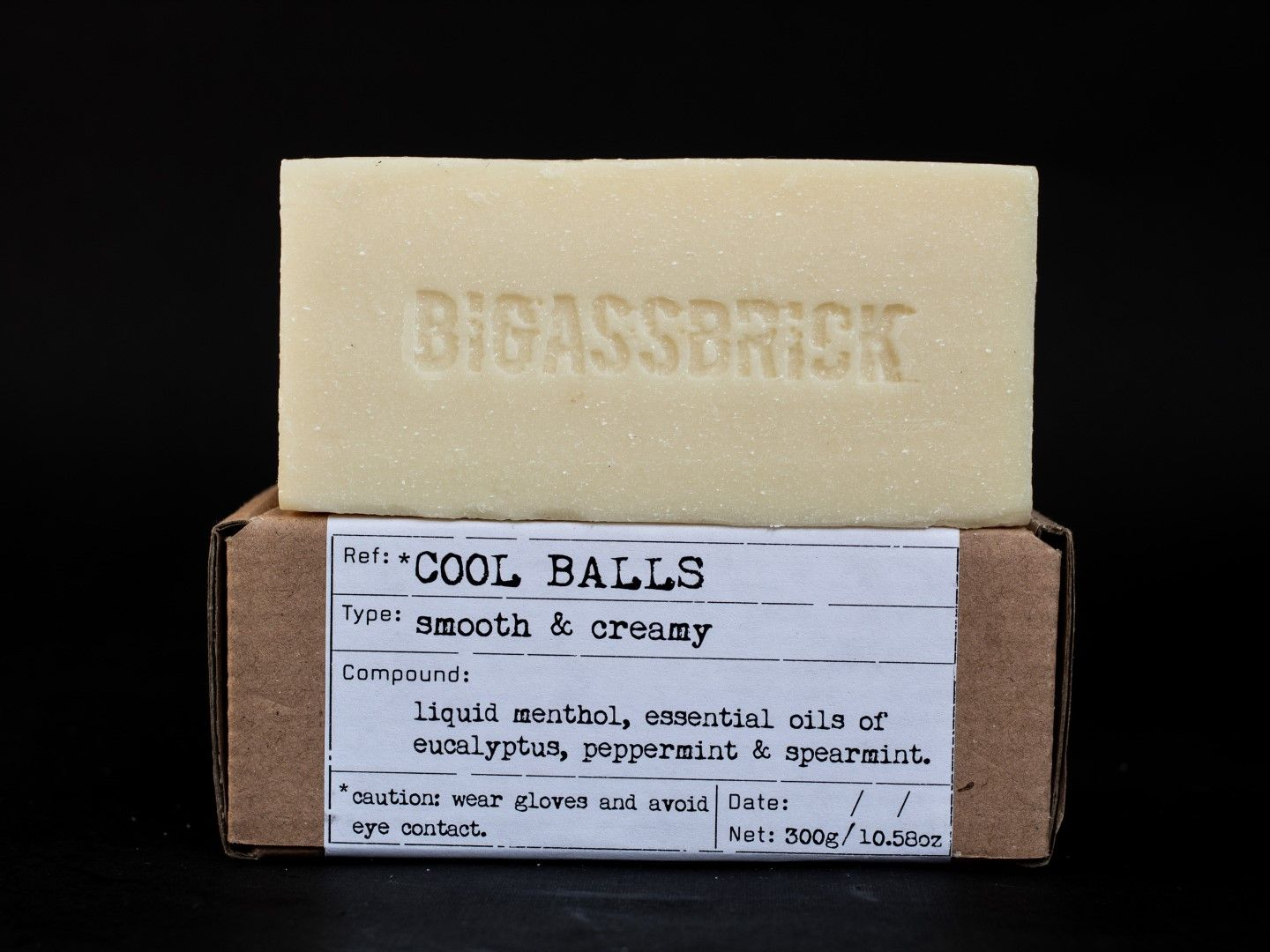 BIGASSBRICK by Republic of Soap