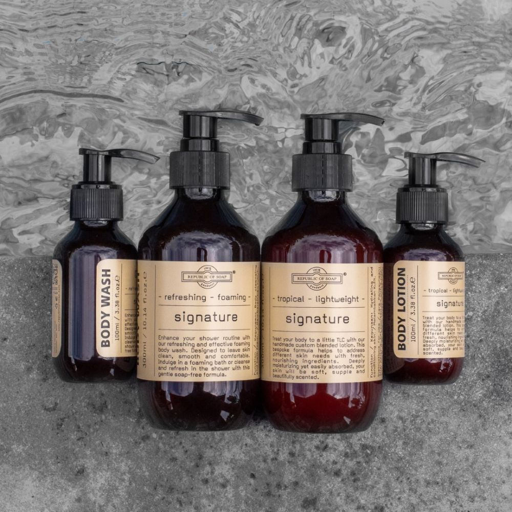 Republic of Soap - Body Wash Shampoo Conditioner